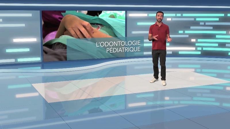 Lodontologie pédiatrique